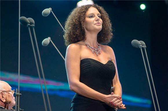 Флоренс Хворостовская рассказала о пятом концерте «Дмитрий Хворостовский и друзья – детям»