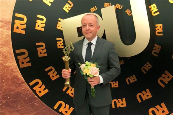 Мобильные приложения Русфонда получили Премию Рунета