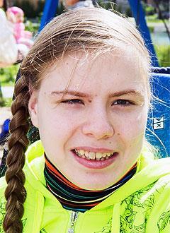 Вика Панова, 15 лет, реберная дисплазия, гиперкифоз грудного отдела позвоночника, требуется ортопедический корсет. 145390 руб.