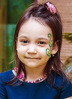 Вика Несмелова, 6 лет, сахарный диабет 1-го типа, требуются расходные материалы к инсулиновой помпе. 154298 руб.