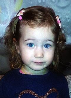 Арина Васильева, 5 лет, нёбно-глоточная недостаточность, ринолалия (гнусавость), требуется логопедическое лечение в стационаре. 166000 руб.