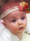 Варя Крюкова, 8 месяцев, деформация черепа, требуется лечение. 180000 руб.