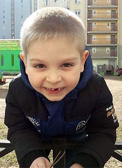 Дима Нырнов, 6 лет, врожденный гиперинсулинизм, требуется лекарство. 293601 руб.