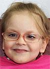 Ульяна Кашенкова, 6 лет, врожденная правосторонняя косолапость, рецидив, требуется лечение. 151900 руб.