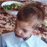 Арсений Васьков, синдром Гольденхара – поперечная расщелина лица, недоразвитие челюстей, сужение зубных рядов, требуется лечение, 466000 руб.