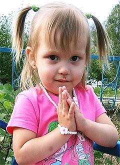 Вика Васильева, 2 года, врожденный порок сердца, спасет эндоваскулярная операция. 312374 руб.