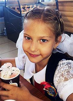 Арина Литвиненко, 9 лет, двусторонняя сенсоневральная тугоухость 4-й степени, требуются цифровые слуховые аппараты. 186186 руб.