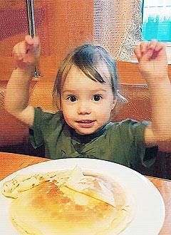 Катрина Васильева, 2 года, врожденный порок сердца, спасет эндоваскулярная операция. 339063 руб.