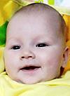 София Амирова, 3 месяца, врожденная двусторонняя косолапость, требуется лечение по методу Понсети. 151900 руб.