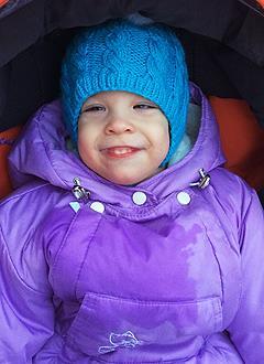 Сёма Меньшиков, 3 года, детский церебральный паралич, требуется лечение. 199420 руб.