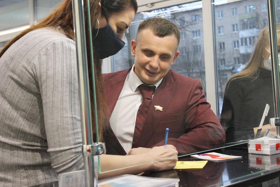 Ирина Акимова и Максим Баранов