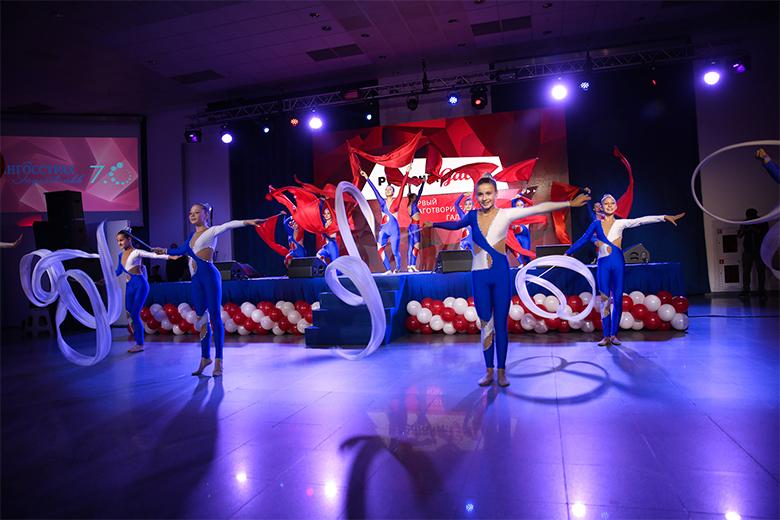 Детский хореографический ансамбль «Арабески»